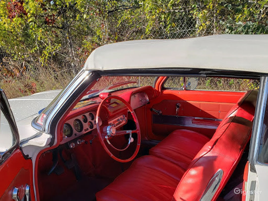 1962 Chevrolet Corvair Monza Spyder Convertible Photo 3