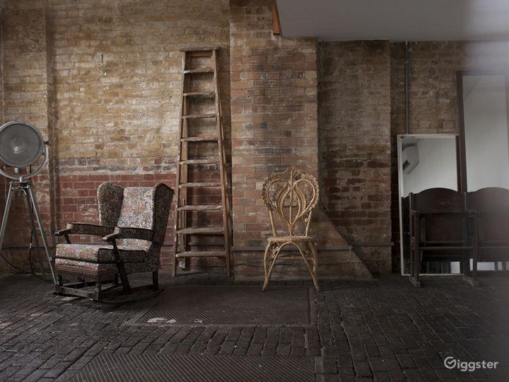 East London industrial studio location  Photo 5