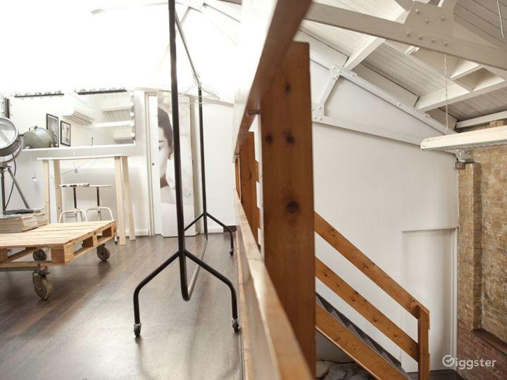 East London industrial studio location  Photo 2