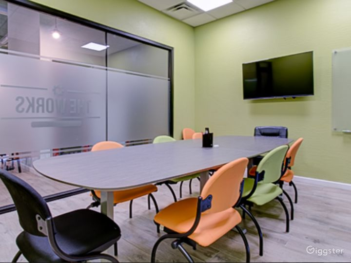 Higley Conference Room for 10 located in Gilbert Photo 2