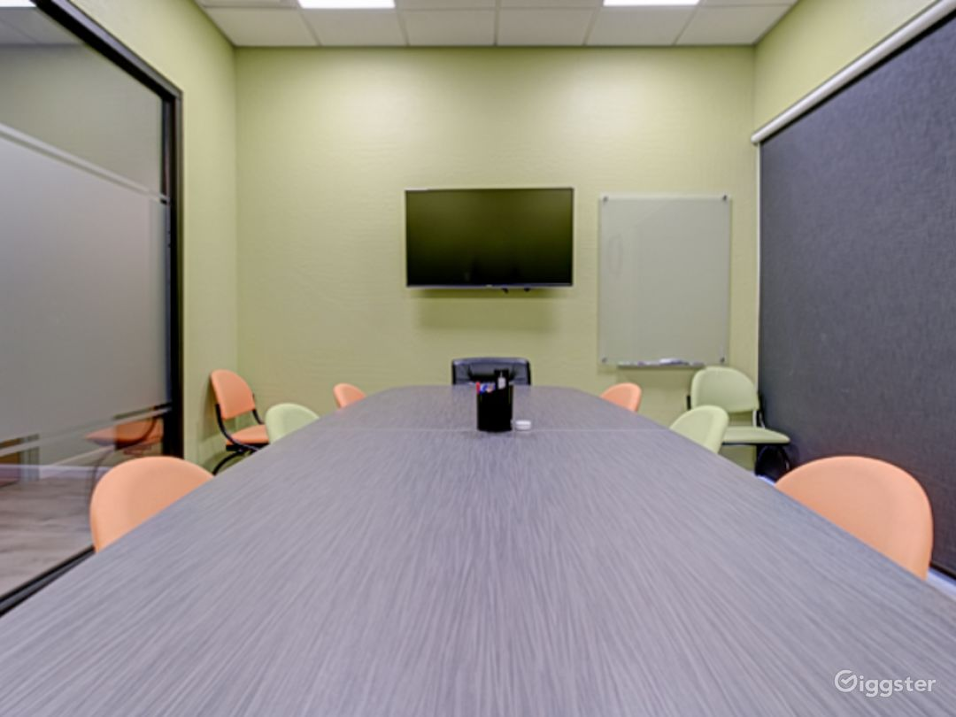Higley Conference Room for 10 located in Gilbert Photo 1