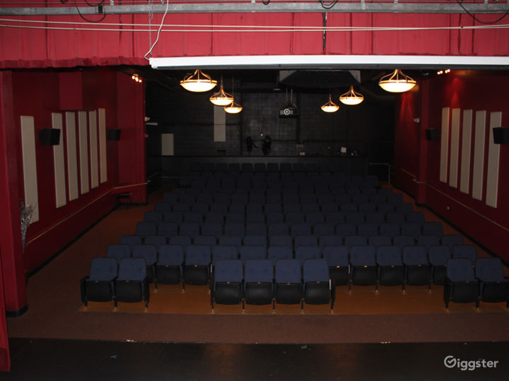 Main Theater - Audience