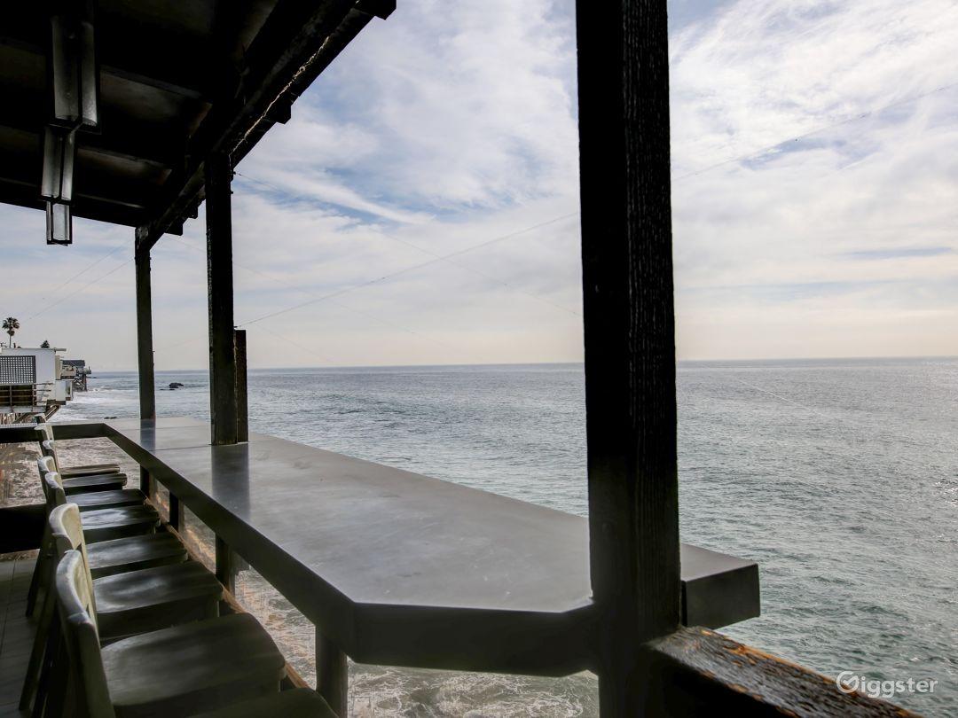 Peaceful Ocean View Restaurant  Photo 3