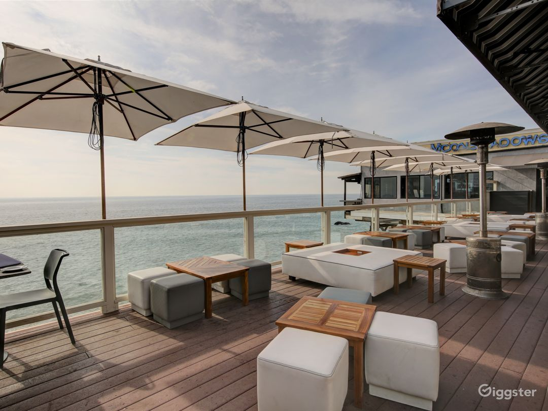 Peaceful Ocean View Restaurant  Photo 1