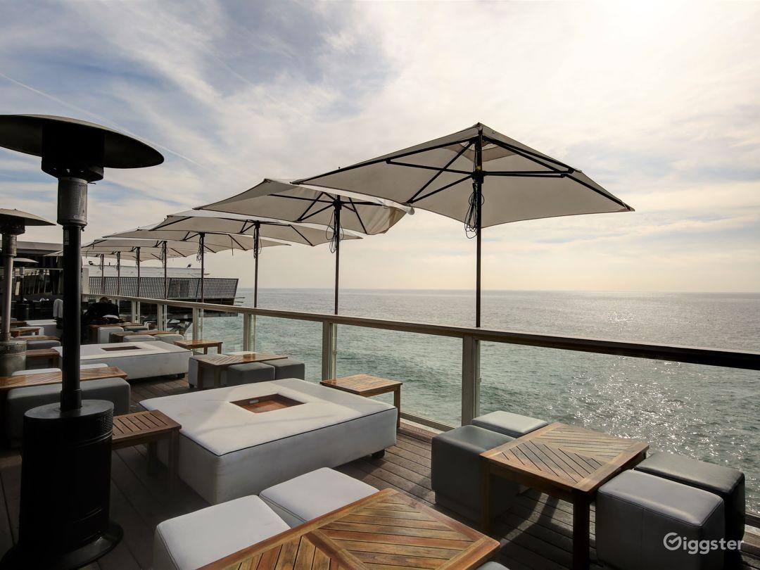Peaceful Ocean View Restaurant  Photo 5