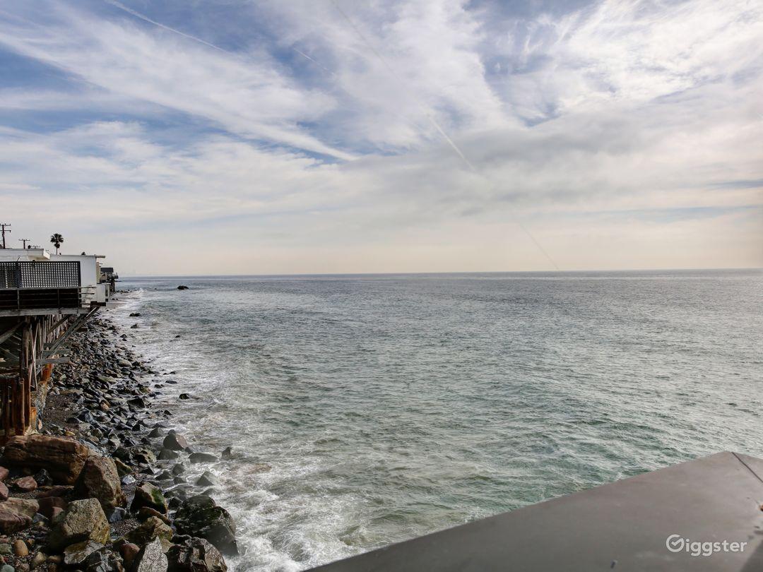 Peaceful Ocean View Restaurant  Photo 2