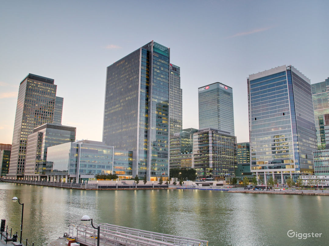 Event space in Docklands Photo 1