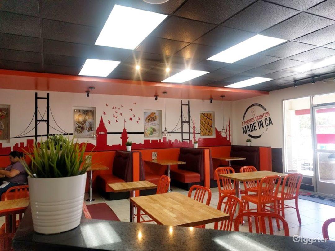 Captivating Modern Restaurant in Anaheim  Photo 1