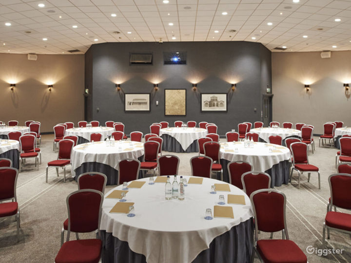 Multi-functional Events Centre in York