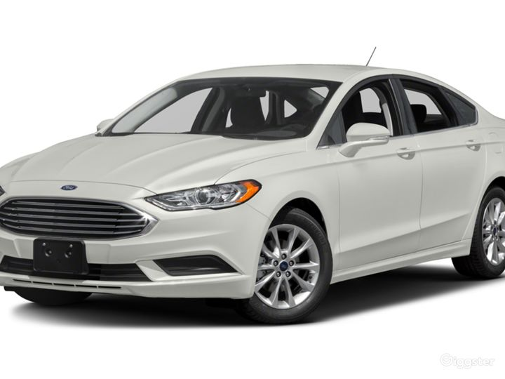 Much More Than Just Cars - Sedan Fusion
