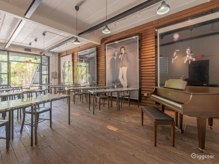Piano Lounge at Miami