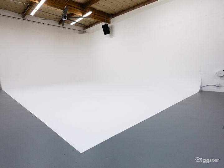 Largest Photo/Video Cyclorama Studio in San Diego  Photo 2