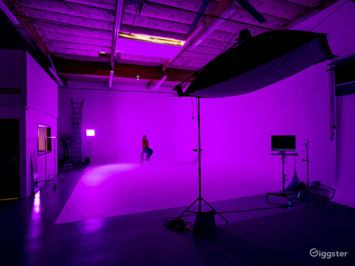 Largest Photo/Video Cyclorama Studio in San Diego  Photo 4