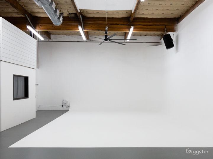 Largest Photo/Video Cyclorama Studio in San Diego  Photo 3