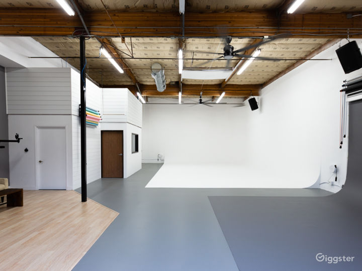 Largest Photo/Video Cyclorama Studio in San Diego
