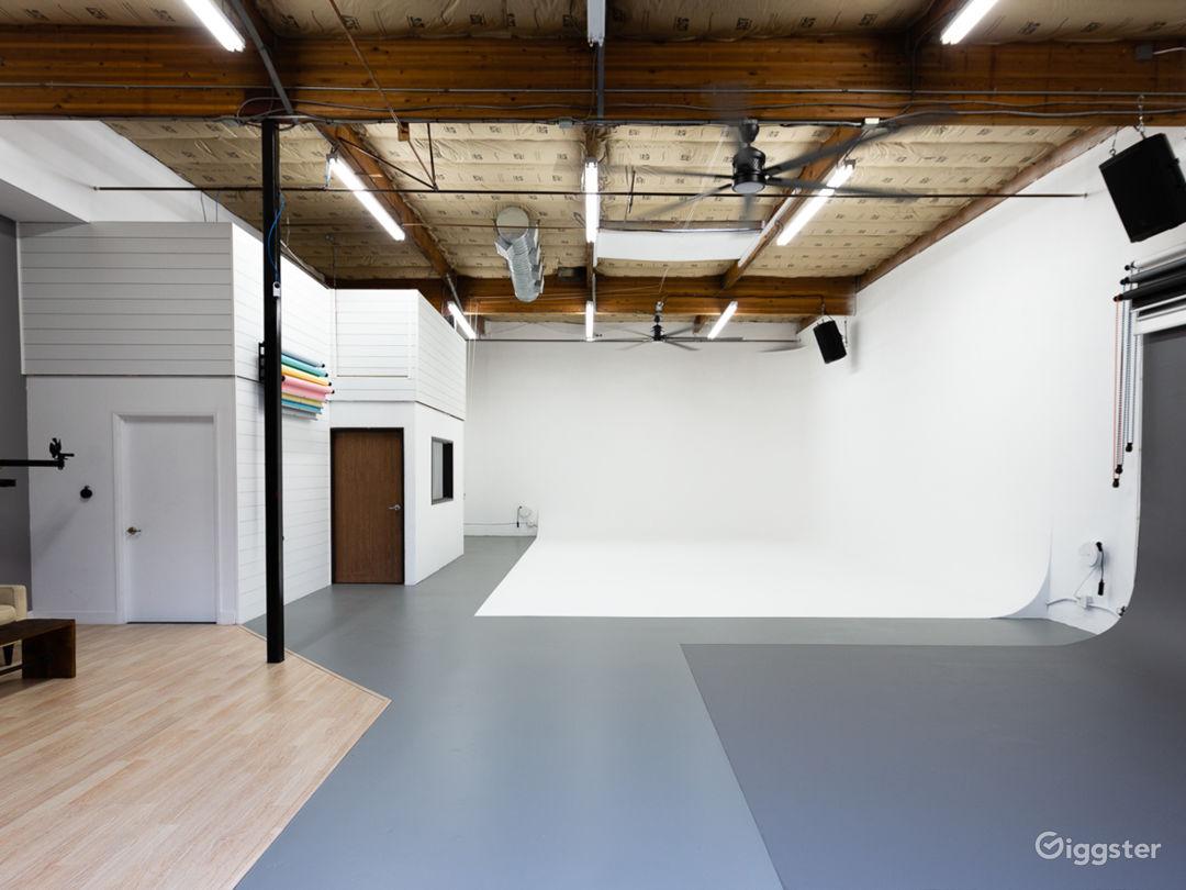 Largest Photo/Video Cyclorama Studio in San Diego  Photo 1