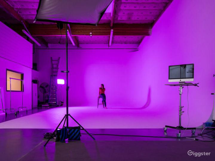 Largest Photo/Video Cyclorama Studio in San Diego  Photo 5