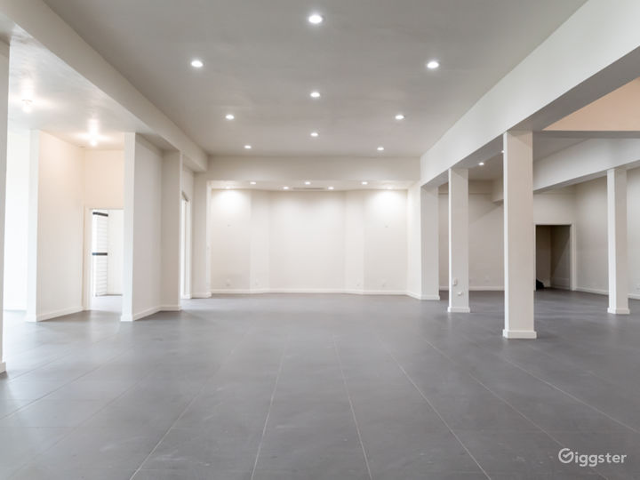 Spacious Event Space Photo 5