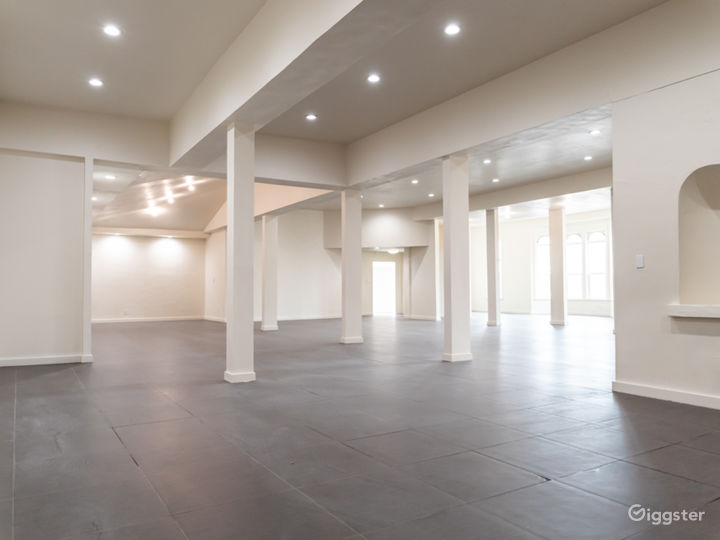 Spacious Event Space Photo 4