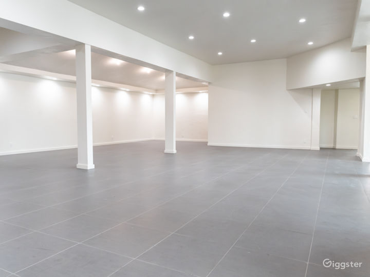 Spacious Event Space Photo 2