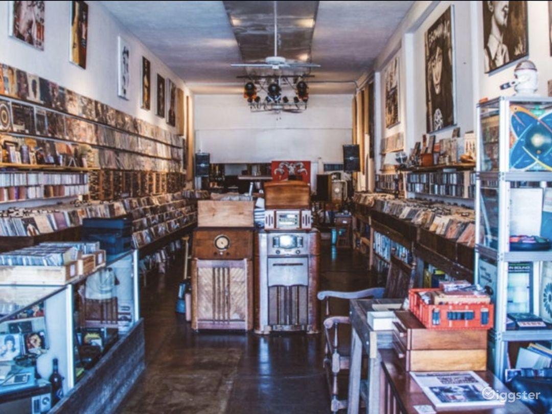 Vintage Vinyl Record Store in Mar Vista/Westside Photo 1