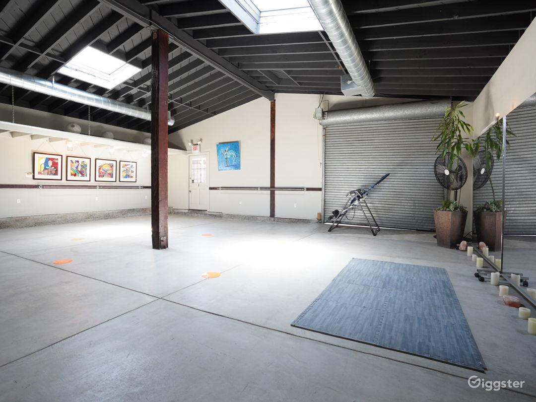 Viewpark Yoga Room Photo 1