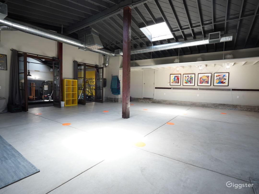 Viewpark Yoga Room Photo 2