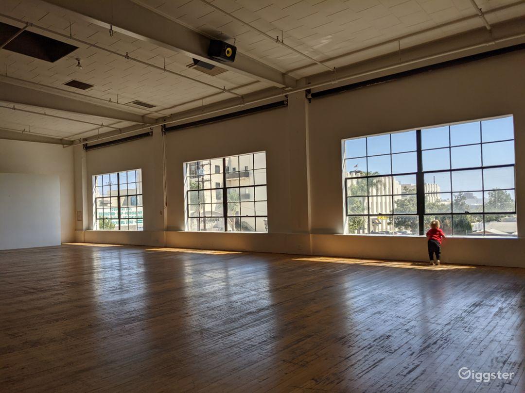 3 Large Vertical Casement windows