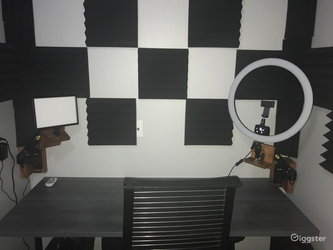 Podcast Room in Campbell Photo 1