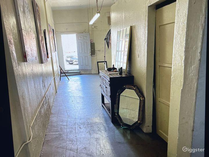 Hallway 6'x18'