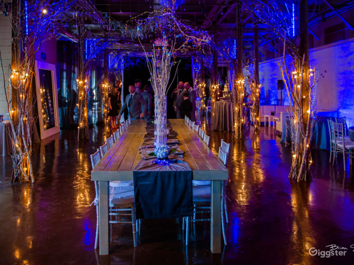 Modern and Chic Downtown Party and Event Venue Photo 5