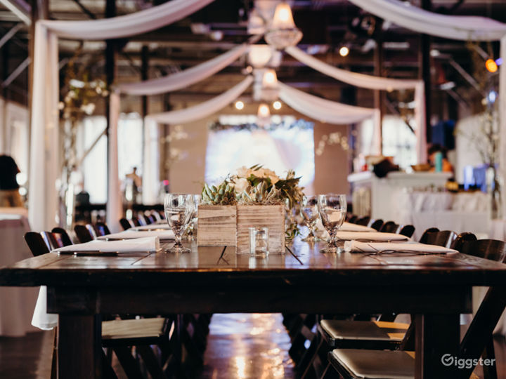 Modern and Chic Downtown Party and Event Venue Photo 3