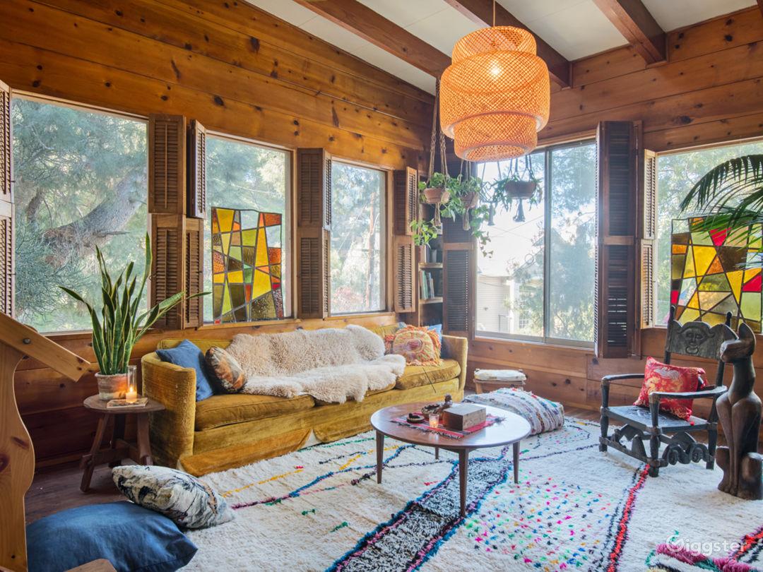 Magical Cabin in Echo Park  Photo 2