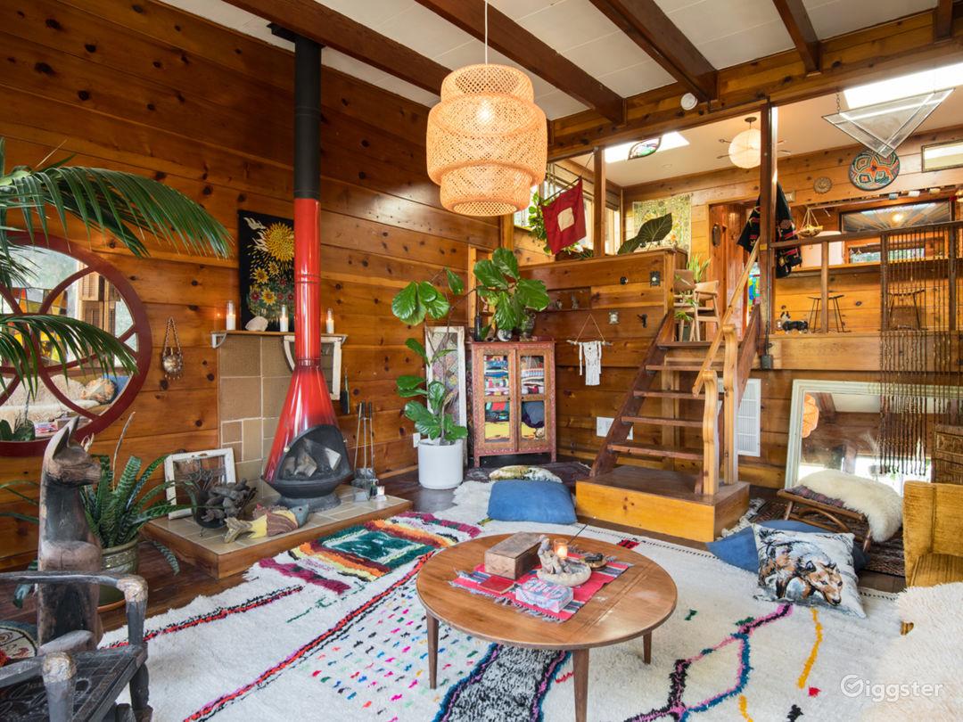 Magical Cabin in Echo Park  Photo 4