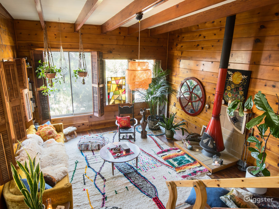 Magical Cabin in Echo Park  Photo 1