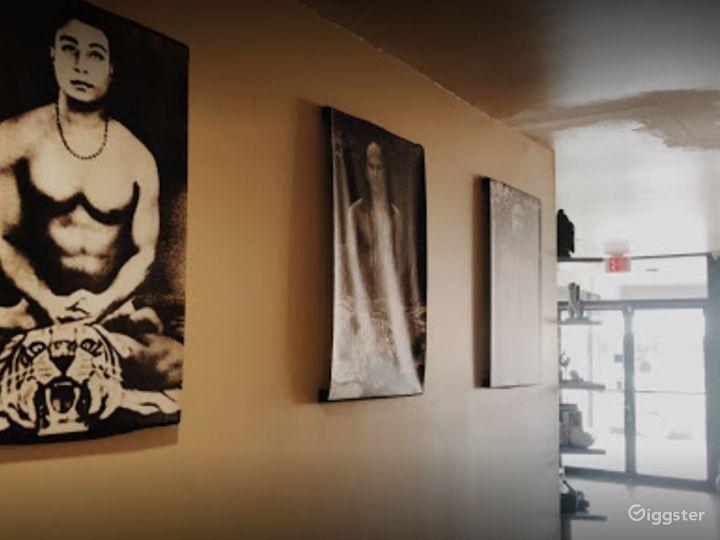 Spacious and Relaxing Yoga Studio Photo 3