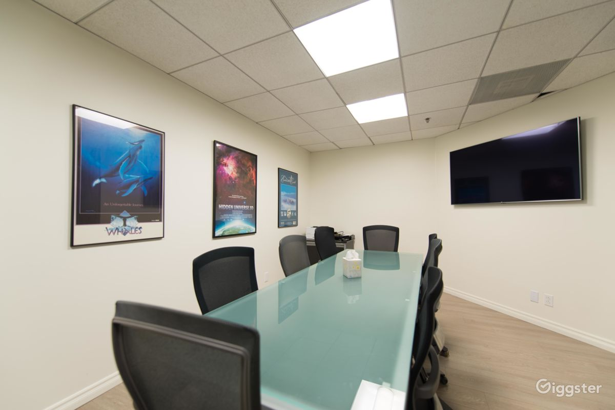 Conference Room in Burbank near Warner Bros