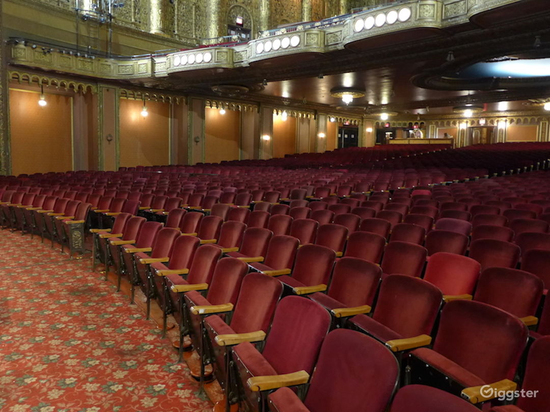 Huge Theater With Stunning Interior  Photo 5