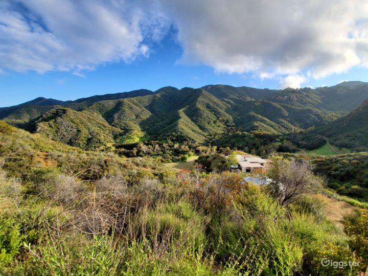Rustic Quail View Ranch