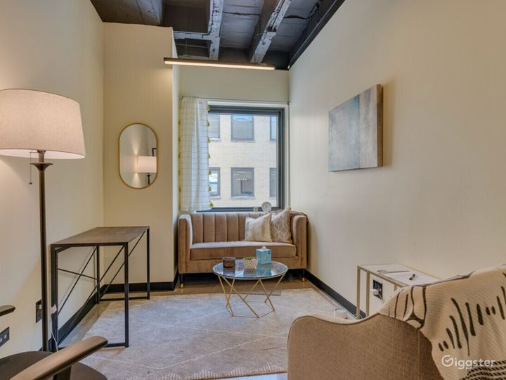 Spacious Private Office for 3-4 in Wicker Park