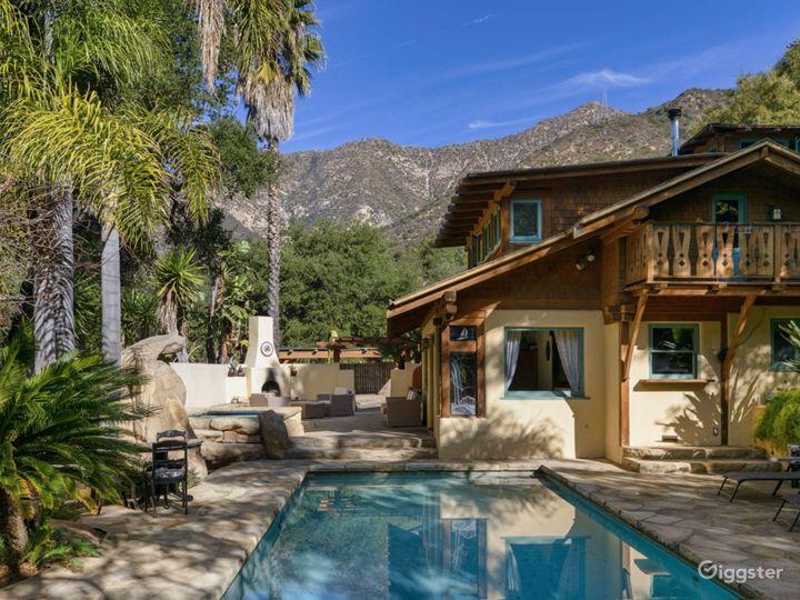 Montecito Ocean View Ranch Estate Photo 2
