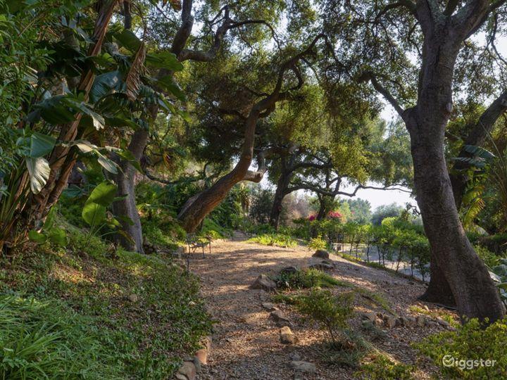 Montecito Ocean View Ranch Estate Photo 5