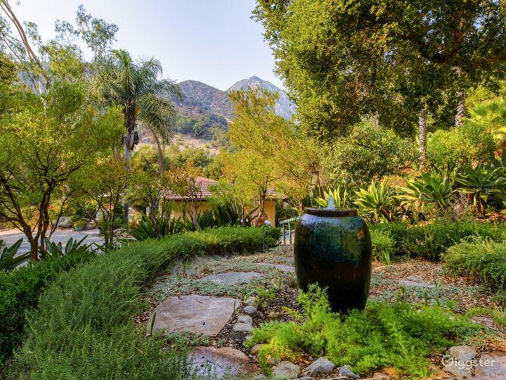 Montecito Ocean View Ranch Estate Photo 4