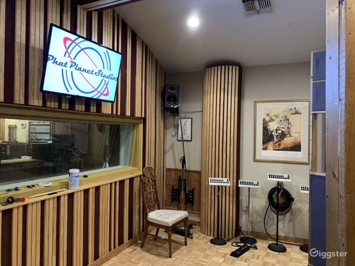 Studio A Tracking