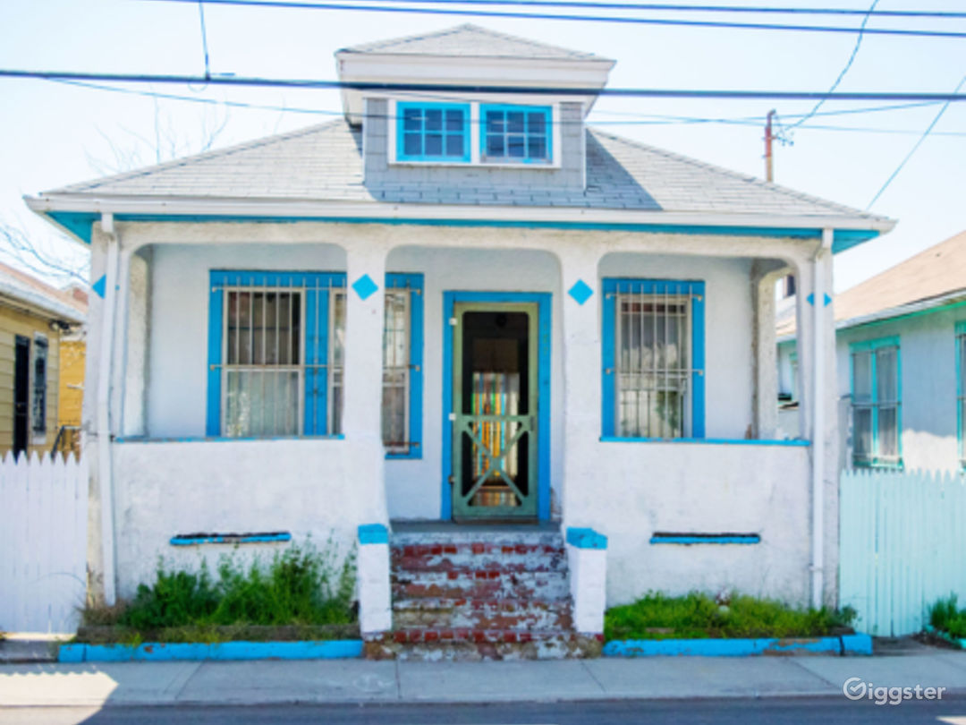 Colorful House  Photo 1