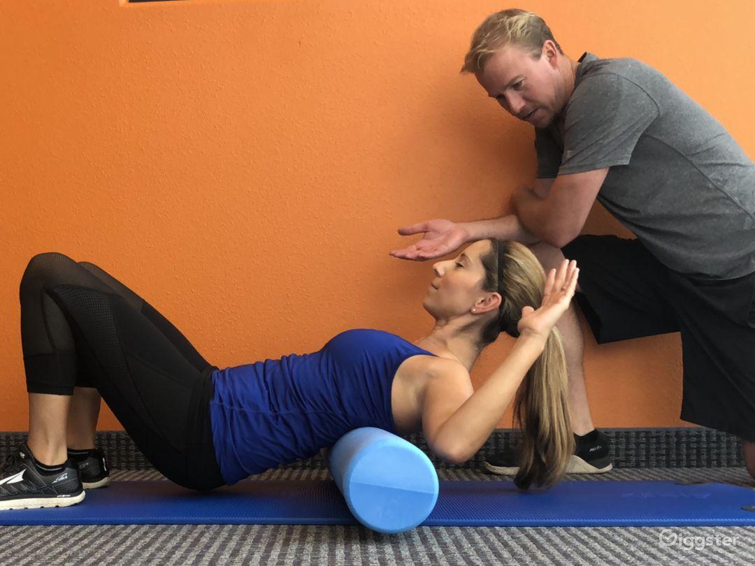 Small Fitness Studio Photo 5