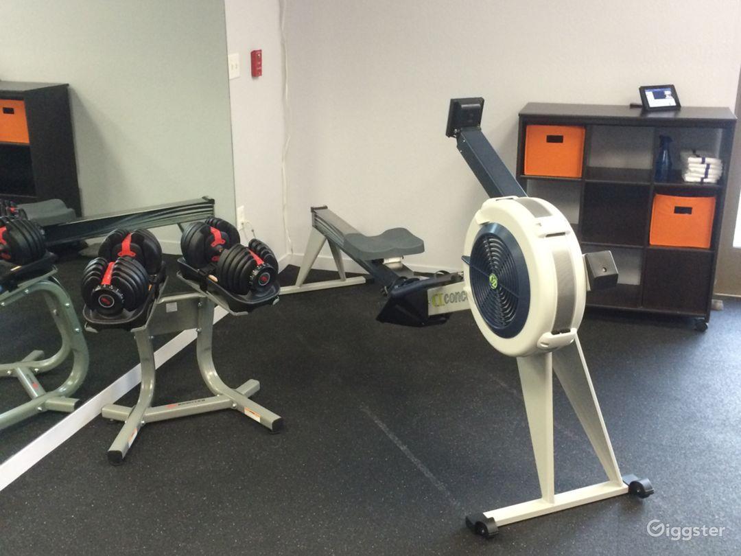 Small Fitness Studio Photo 3