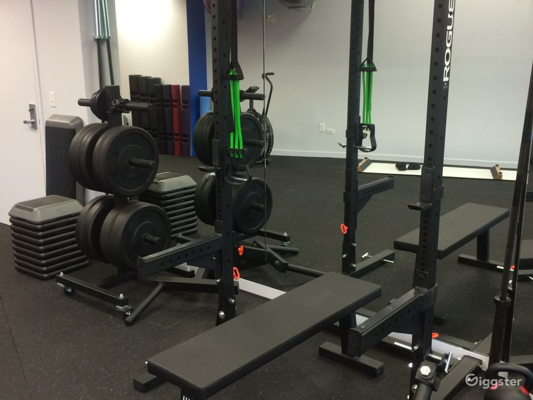Small Fitness Studio Photo 2