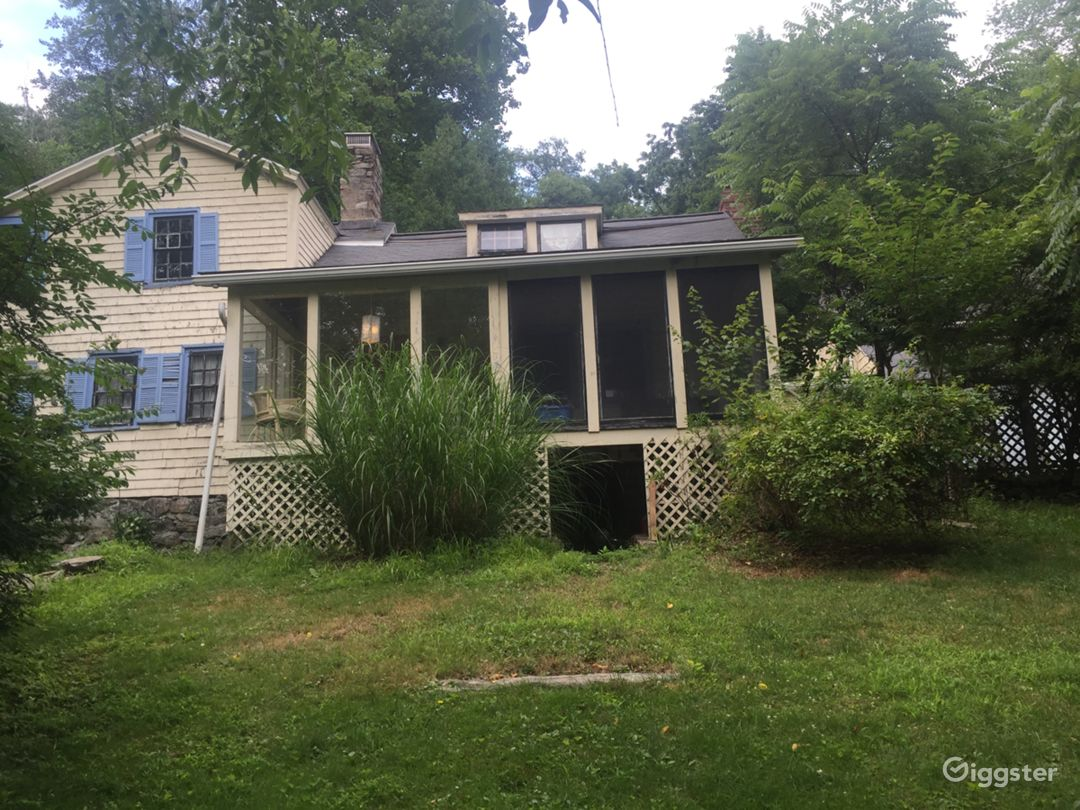 An American Artist House from 1750 Photo 2