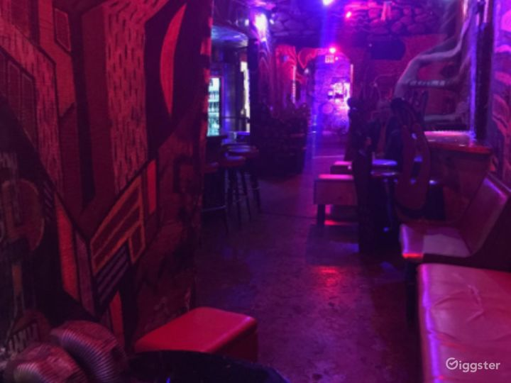 Quirky Dive Bar in San Francisco Photo 2